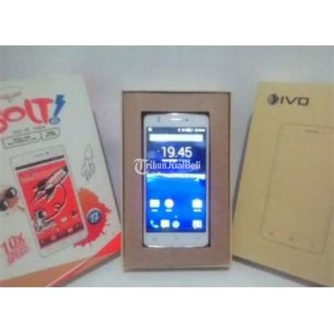Hp Ivo Bolt hp android murah meriah bolt ivo v5 warna putih seken mulus fullset depok dijual tribun
