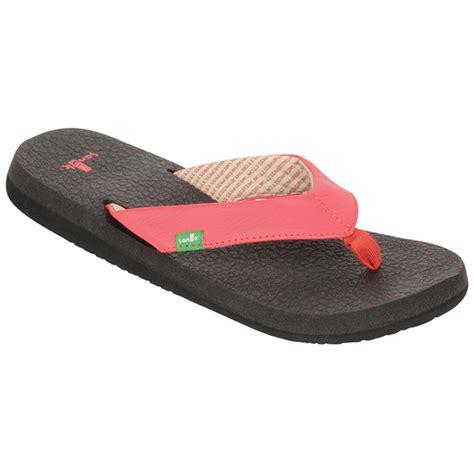 Sanuk Mat Flip Flops Womens by Sanuk S Mat Flip Flops