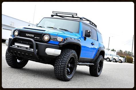 Custom Toyota Fj Cruiser Fj Cruiser Davis Autosports