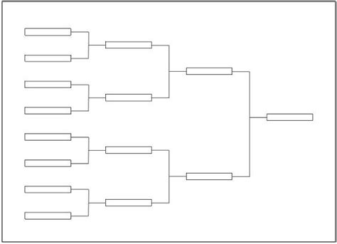 sle chart templates 187 tournament chart template free