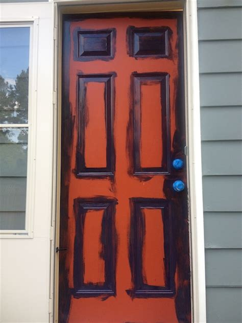 painting exterior door the remodeled life painting the exterior doors