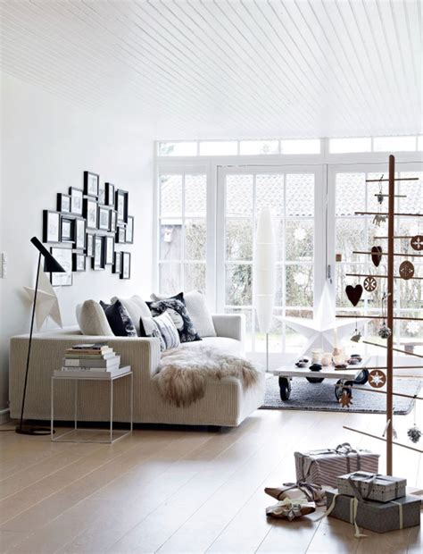 scandinavian home a scandinavian home in christmas mood the style files