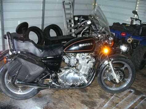 Suzuki 850 Motorcycle Buy 1980 Suzuki Gs 850 Glt Motorcycle With Many On