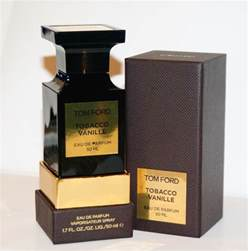 perfume review tom ford blend tobacco vanille