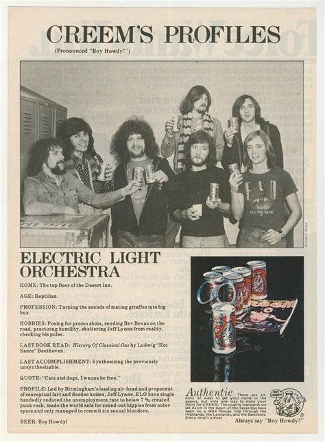 electric light orchestra tour the electric light orchestra a record tour usa