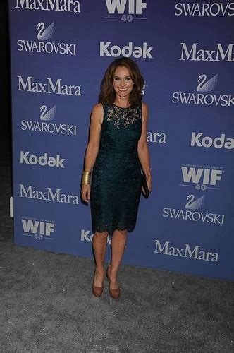 women in film s 2013 crystal lucy awards arrivals chin length amy brenneman images women in film s 2013 crystal lucy