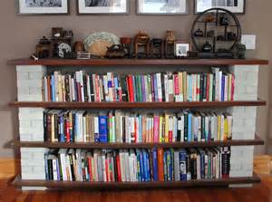 Bookshelves Diy White Easy Bookshelf Diy Projects