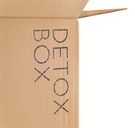 Detox Box Project by Detox Box On Behance