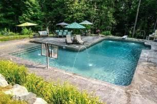 in ground pool ideas inground swimming pool patio ideas inground swimming pool