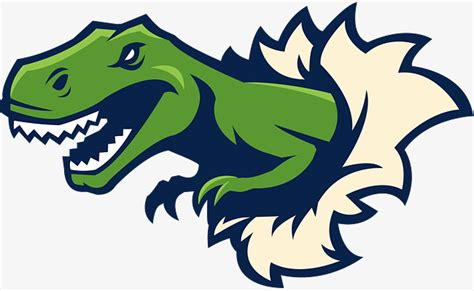 imagenes retro dibujos animados dise 241 o de dibujos animados de dinosaurio tyrannosaurus