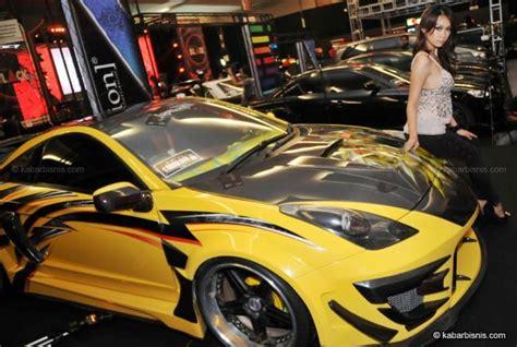 Lomba Modifikasi Mobil by Kontes Mobil Modifikasi Momen Bisnis