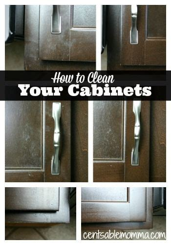 How To Clean Dirty Kitchen Cabinets by 1000 Images About Cleaning Amp Pest Control On Pinterest