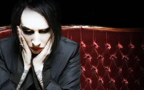 marilyn manson marilyn manson wallpaper hd wallpapers plus
