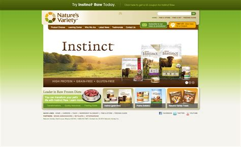 nature s variety food nature s variety food review 2017 consumeraffairs