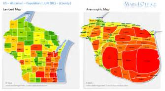 united states population density heat map us wisconsin map county population density maps4office