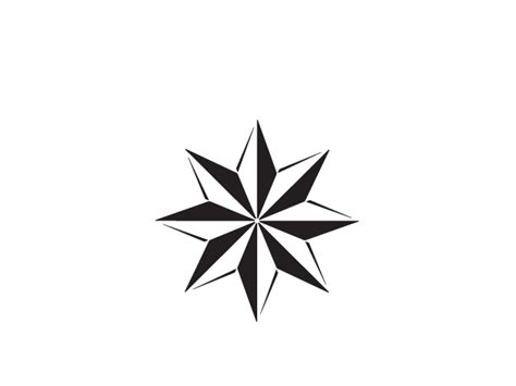 tattoo png star 8 pointed star tattoo www pixshark com images