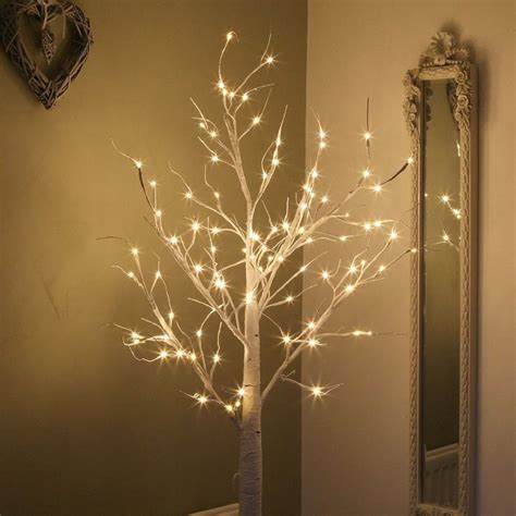 white tree with lights 1000 images about trees trees and more trees on