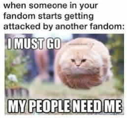 Fandom Memes - we are the fandom where being a part of the fandom means