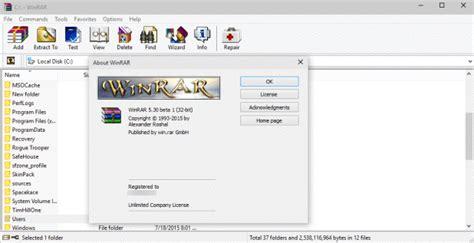 winrar full version free download with license key winrar 5 50 beta 6 crack serial keygen full free version