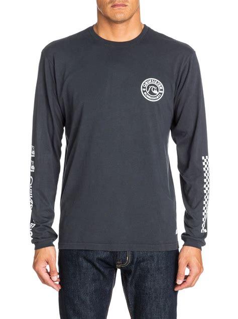 Tshirt Quiksilverbajukaos Sleeve Quiksilver Putih original sleeve modern fit t shirt aqyzt03277