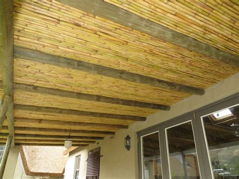The Bamboo Ceiling by Bamboo Ceiling Thatchscapes