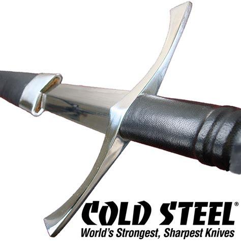 cold steel italian longsword review barringtons swords cold steel italian sword