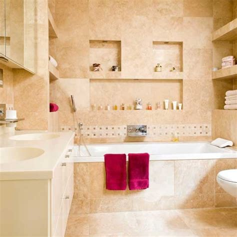 stone coloured bathroom tiles stone bathroom housetohome co uk