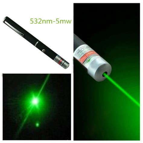 Kantor Others Green Point Beam Laser Pointer Pen 5mw laser pointer pen visible beam light 5mw lazer high power