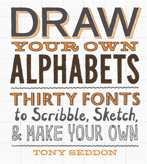 how to make ur own doodle draw your own alphabets design work