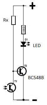 dioda w pilocie bariera na podczerwień pytanie elektroda pl