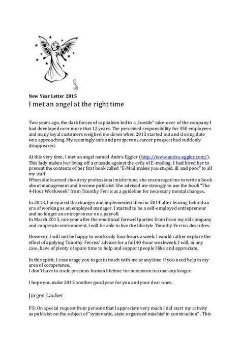 year letter slideshare