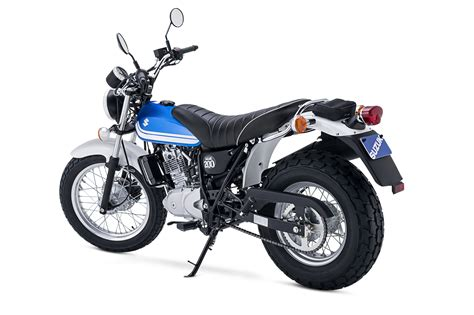 Suzuki 200 Atv Utv Magazine 2017 Yamaha Tw200 And Suzuki Vanvan 200