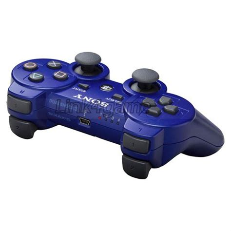 Playstation 3 Sixaxis Bluetooth Gamepad new dualshock 3 wireless bluetooth sixaxis controller for ps3 with pack black ebay