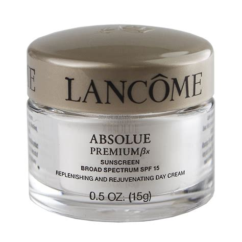 Lancome Absolue Premium absolue premium x replenishing and