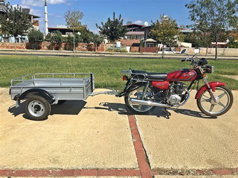 motosiklet roemorku