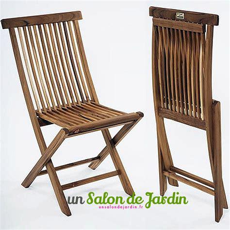 chaise de jardin bois chaise en bois de jardin wikilia fr