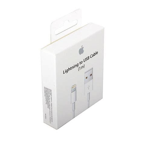 Charger Apple 567 Original Packing iphone lightning to usb cable original