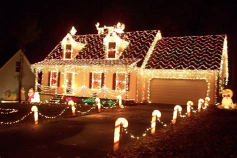 pictures of christmas decorations in homes 20 most wonderful lights decoration ideas for christmas