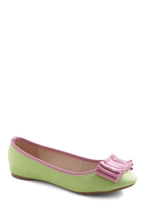 green flats shoes 759 best images about pink and green shoe on