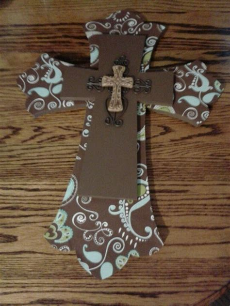 diy christian crafts 77 best crosses diy images on christian