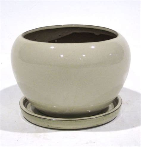 Indoor Round Ceramic Garden Pot With Saucer Buy Ceramic Ceramic Planter With Saucer