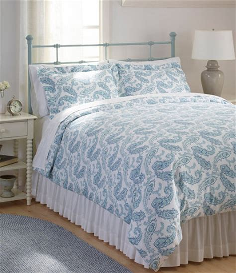 llbean comforter cover wrinkle free comforter cover collection print free