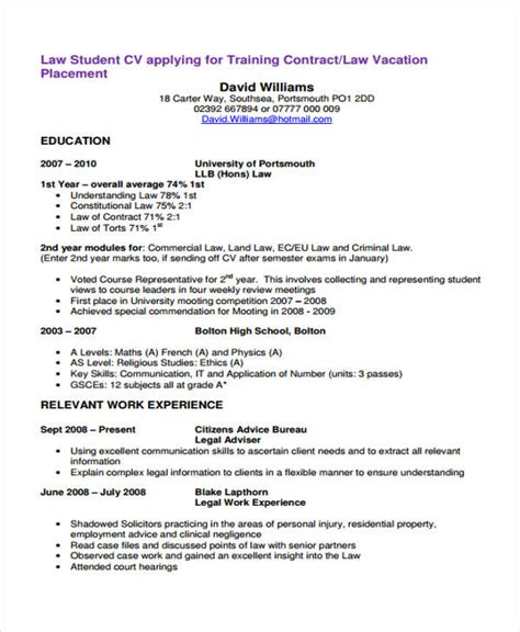 template cv for solicitor legal cv template solicitor images certificate design