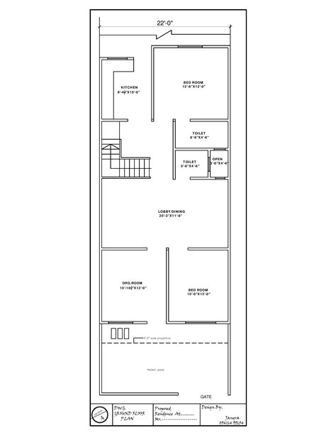 home design 15 by 60 mesmerizing 25 x60 house plans decorating inspiration of