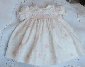 The old fashioned baby sewing room emma s smocked baby dress classic view