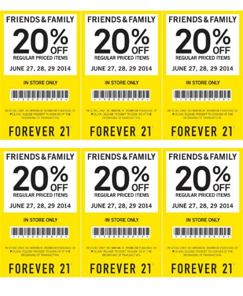 Forever 21s 21 Daily Specials by Forever 21 Promo Codes And Offers Offerscom Autos Weblog