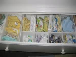 baby clothes organization using drawer dividers winnie