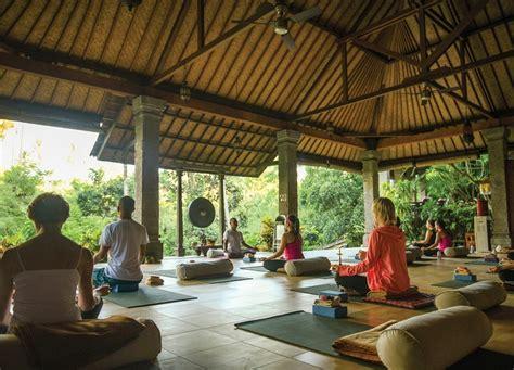 rejuvenating yoga retreats  bali