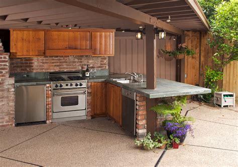 desain dapur sederhana outdoor desain dapur outdoor rumah dan desain