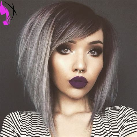 haircut and color average price compare prices on grey hair wigs online shopping buy low